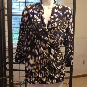 Vince Camuto Ladies Top Plus Size 1X NWOT